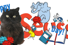 Inspired by Seuss: Mr. Sylvester Visits the Burb